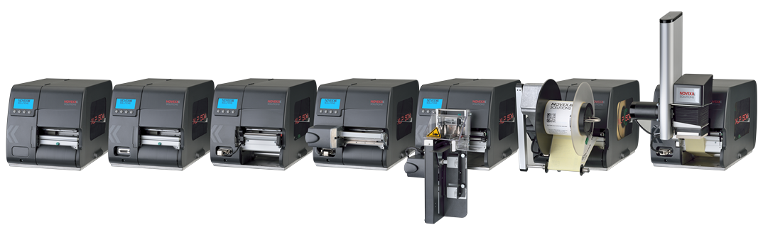 XLP 50x label printer family