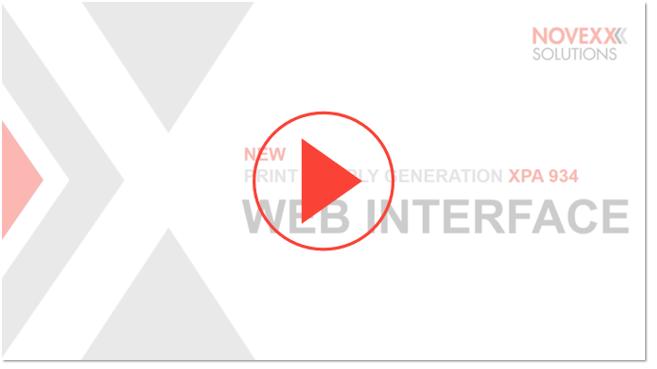XPA Webinterface